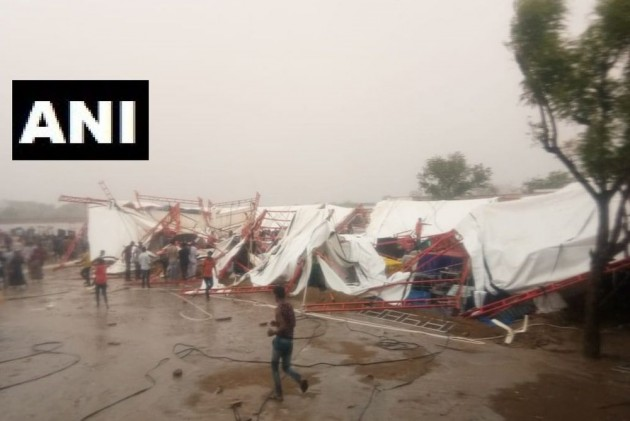 Rajasthan: 14 Dead, Many Injured After Tent Collapses At Religious Gathering In Barmer