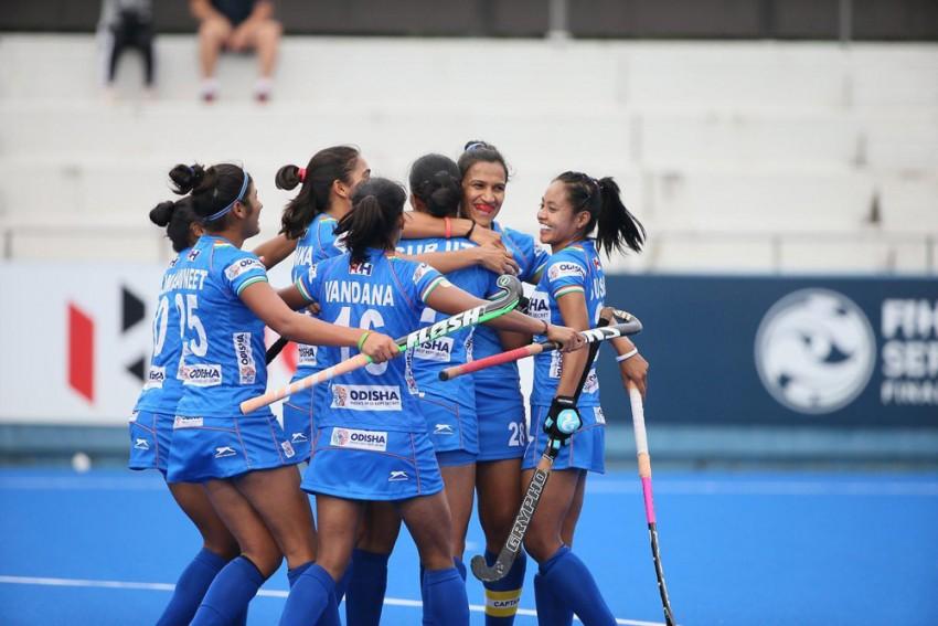 FIH Women's Hockey Series Finals: India Edge Past Japan In Summit Clash