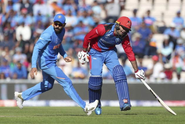 Cricket World Cup: Virat Kohli Fined By ICC For