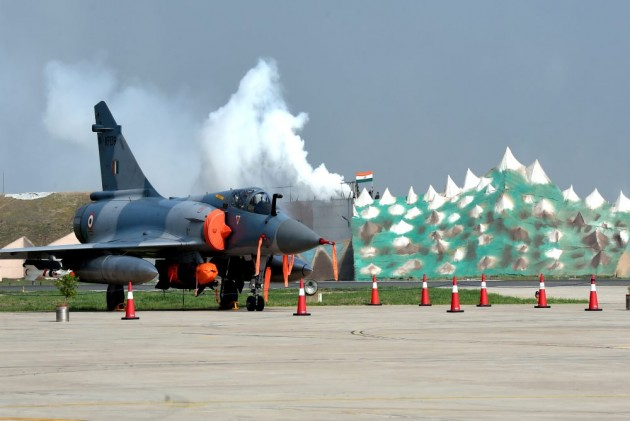 20 Years Of Kargil War: IAF Turns Gwalior Air Base Into 'War Theatre'