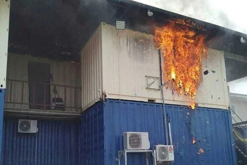 Indian Asylum Seeker In Australia Attempts Suicide By Setting Room On Fire, Faces Charges