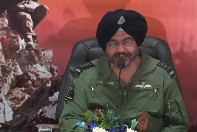 Pakistan Did Not Come Into Our Airspace After Balakot Airstrike: IAF Chief Dhanoa