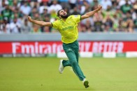 Cricket World Cup 2019: Imran Tahir Proves That Age Is No Boundary For Skill And Enthusiasm