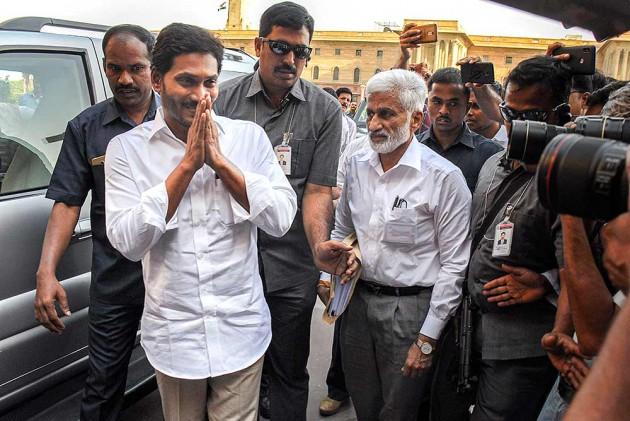 Andhra CM Jagan Mohan Reddy Orders Demolition Of 'Illegal' Building Built By Chandrababu Naidu