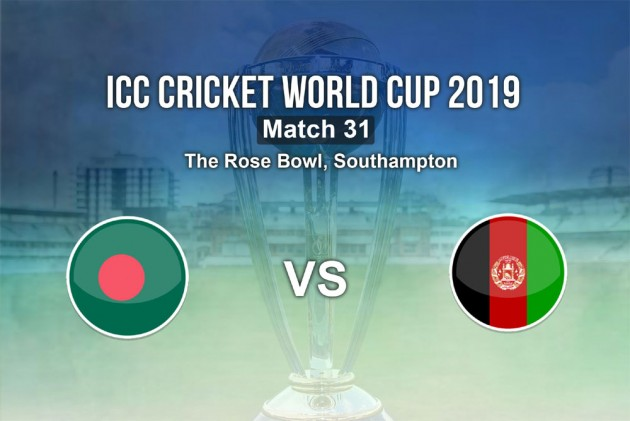 Bangladesh Vs Afghanistan, ICC Cricket World Cup 2019 Highlights: Shakib Al Hasan, Mushfiqur Rahim Set Up 62-Run Win For AFG