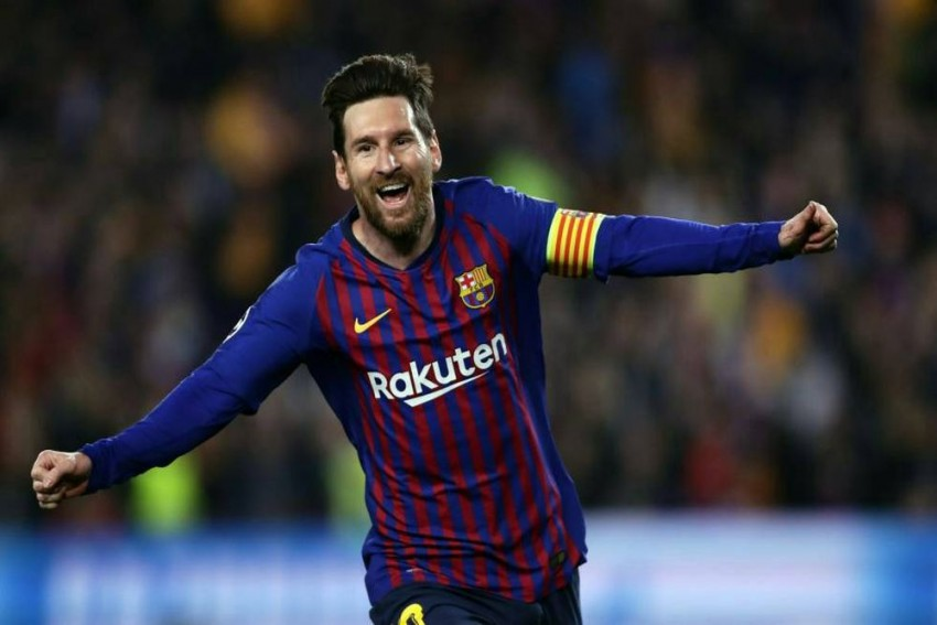 Lionel Messi At 32: Barcelona Star's Achievements Through The Years