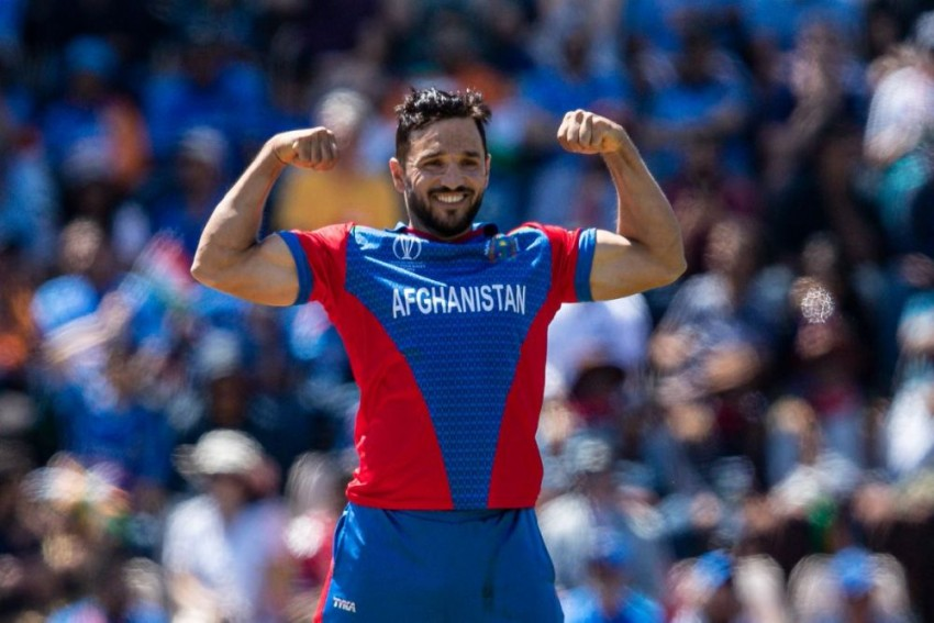 Cricket World Cup 2019: Hum To Doobey Hain Sanam, Tumko Lekar Doobenge - AFG Captain Gulbadin Naib Warns Bangladesh