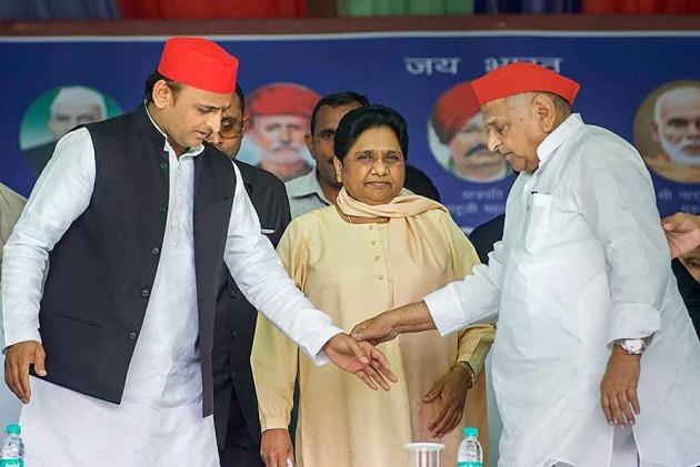 Received No Call From Akhilesh After <em>Mahagathbandhan</em> Lost The Election: Mayawati