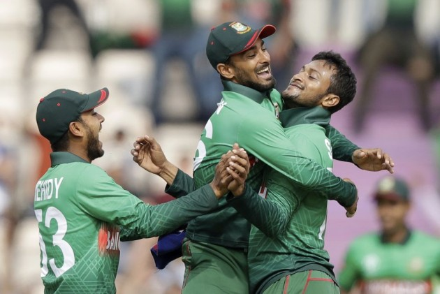 ICC Cricket World Cup 2019: All-Round Shakib Al Hasan Helps Bangladesh Seal Crucial Win Over Afghanistan