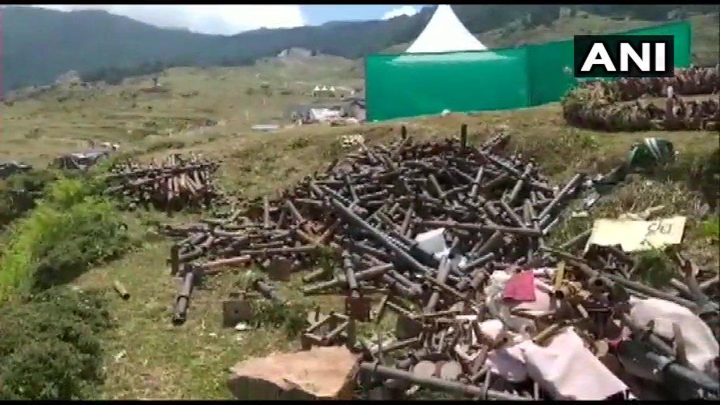 Uttarakhand's Auli Stares At Mountain Of Waste After Guptas' Weddings