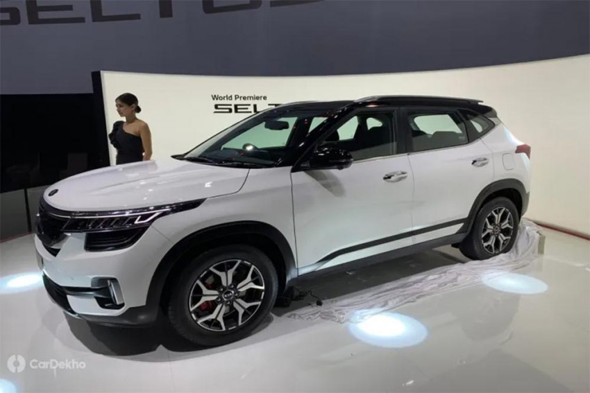 Kia Seltos To Get 8 Monotone and 5 Dual Tone Colour Options