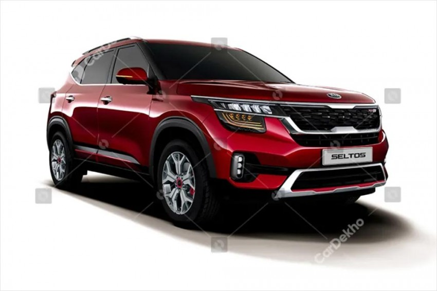 Kia To Open Pre-launch Bookings For Seltos In July 2019