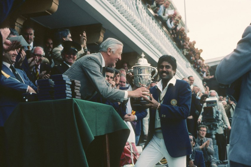 On This Day In 1983, India Stunned West Indies To Win Maiden Cricket World Cup Title