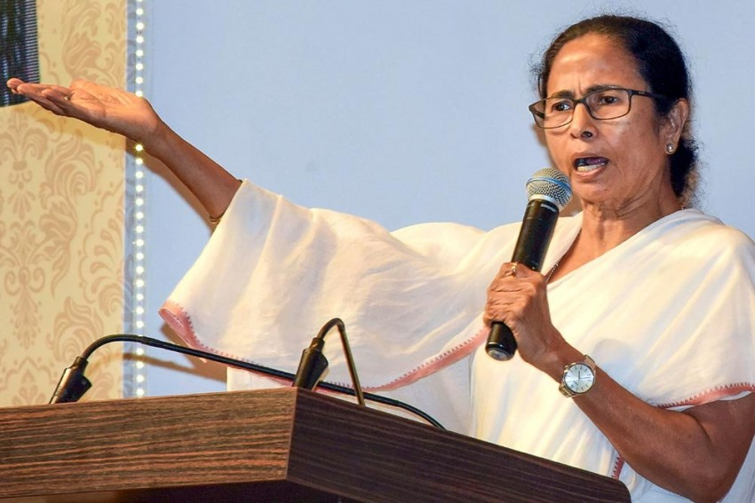 As BJP Accuses Mamata Of Trying To Create 'West Bangladesh', TMC Says Stop Hate Crimes