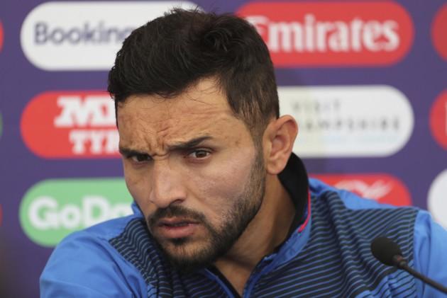 Cricket World Cup: Gulbadin Naib Criticizes Afghanistan's Poor Fielding Vs Bangladesh