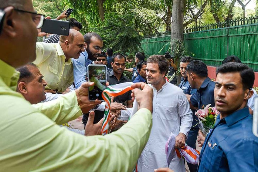 Rahul Gandhi To Meet Congress Leaders From All Poll-Bound States To Discuss Party's Preparedness