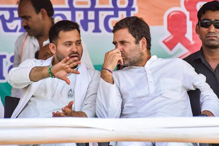 After SP-BSP Call It Quits, Is Bihar Mahagathbandhan Also Destined To Meet Same Fate?