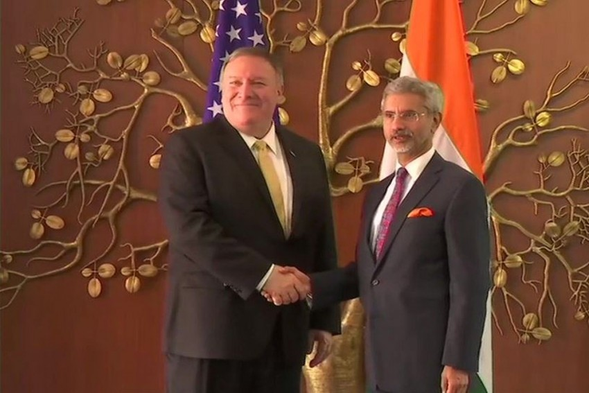 Trade, S-400 Missile Deal With Russia On Table As Mike Pompeo Meets Jaishankar