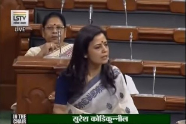 BJP's Nationalism Is Superficial And Xenophobic: TMC's Mahua Moitra In Lok Sabha