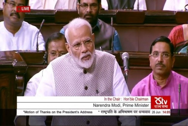 Pained By Jharkhand Lynching, But Unfair To Insult Entire State: PM Modi In Rajya Sabha