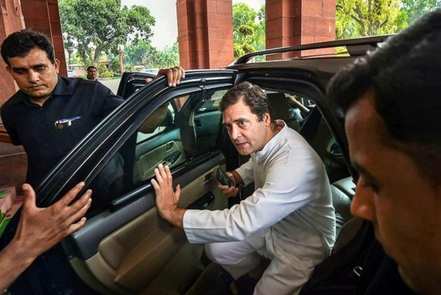 Rahul Gandhi Rejects MPs' Demand, Remains Firm On Stepping Down As Congress President