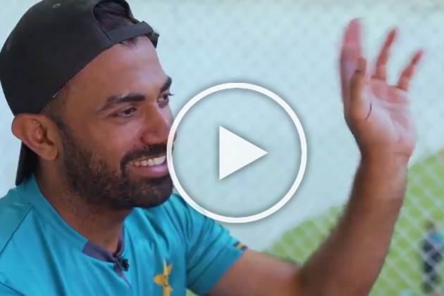Cricket World Cup: We Always Listen And Believe Each Other, Says Wahab Riaz About Mohammad Amir – WATCH