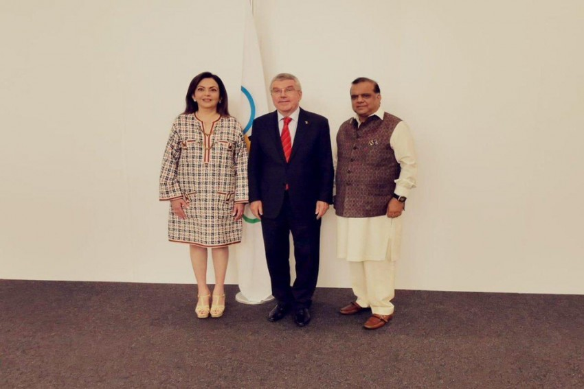 IOA and FIH President Narinder Batra Elected IOC Member