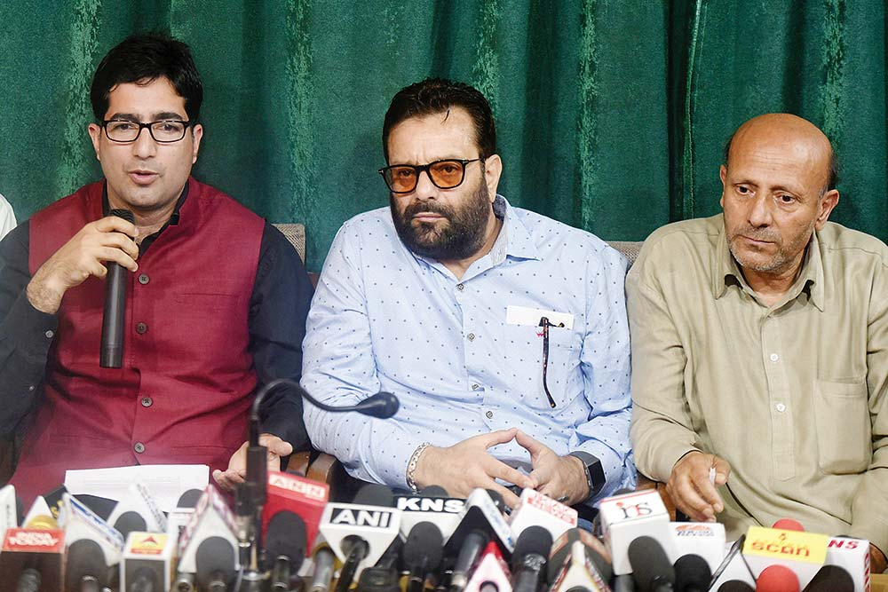 A New Political Alliance In Kashmir Is Making Waves In Face Of Criticism