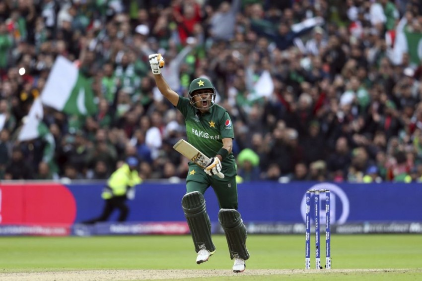 Cricket World Cup 2019, NZ Vs PAK: Majestic Babar Azam and Haris Sohail Keep The Dream Alive For Pakistan