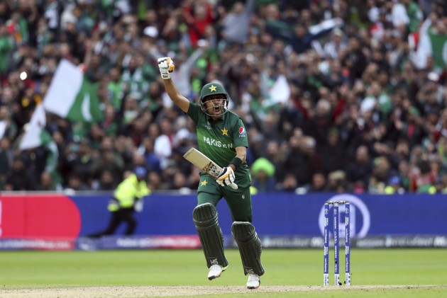 Pakistan Revive Memories Of 1992 As They Keep Themselves In
