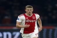 Transfer News: Ajax's Matthijs De Ligt Completes Juventus Move?