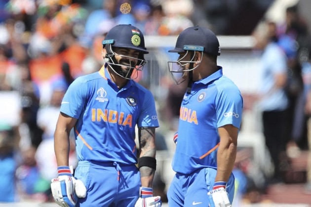 IND Vs WI, ICC Cricket World Cup 2019: Virat Kohli Backs Under-Fire MS Dhoni's Approach Through Middle Overs