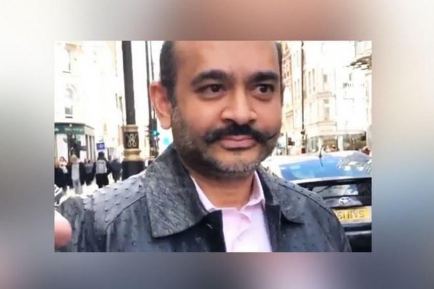 Fugitive Diamantaire Nirav Modi To Appear Via Videolink From Prison For UK Hearing