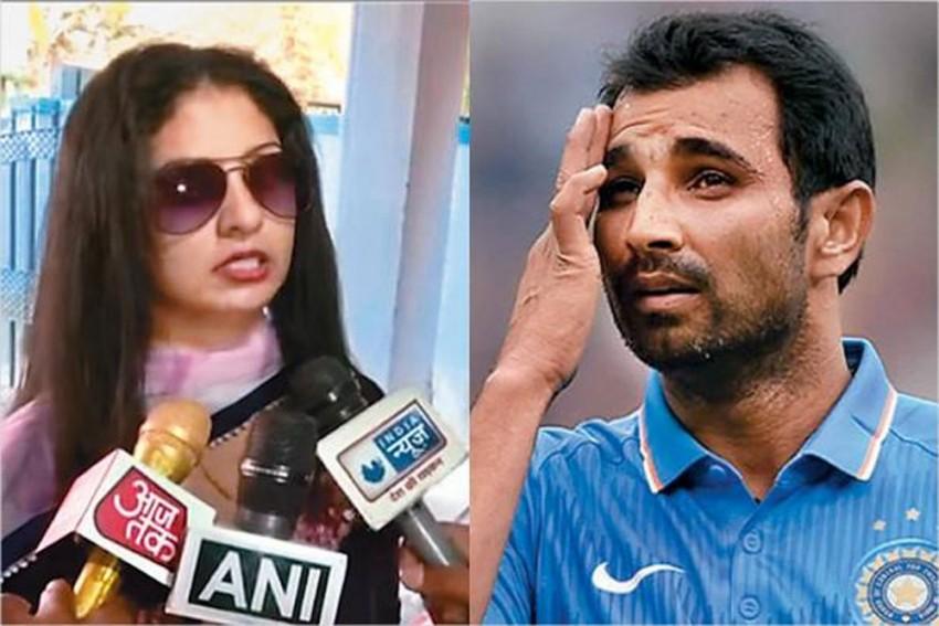 IND Vs WI, Cricket World Cup: Estranged Wife Hasin Jahan Slams 'Beshram' Mohammed Shami For Following Females On TikTok