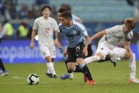 Lucas Torreira Insists He Is 'Very Happy' At Arsenal Amid AC Milan Speculation