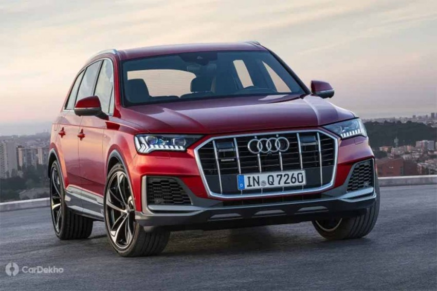 New Audi Q7 Looks More Aggressive Than Before!