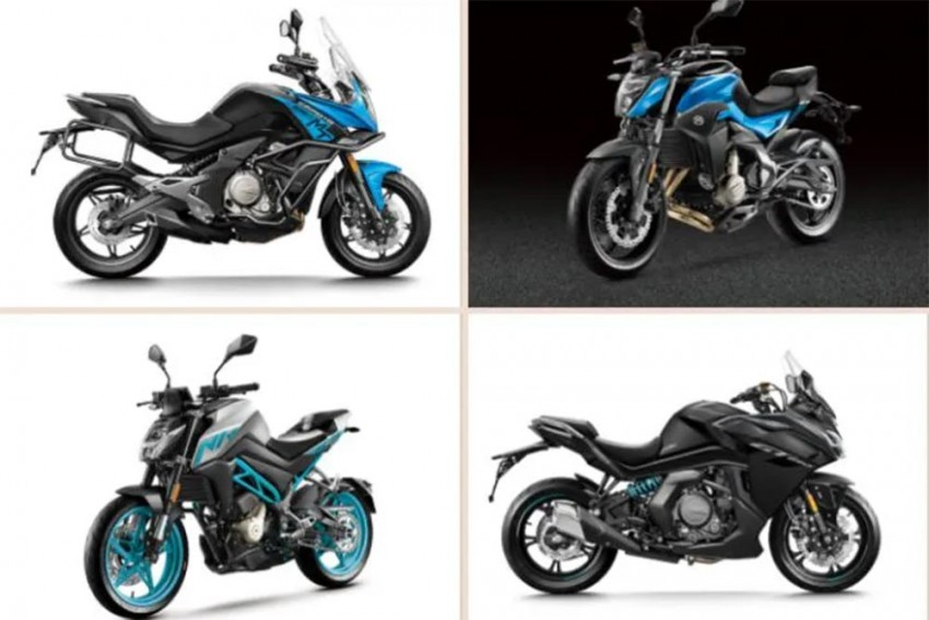 CFMoto 300NK, 650GT, 650NK, 650MT India Launch On July 4