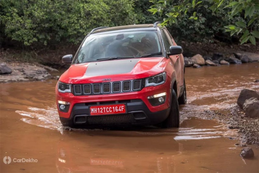 Jeep Compass Trailhawk Launched, Priced At Rs 26.8 Lakh