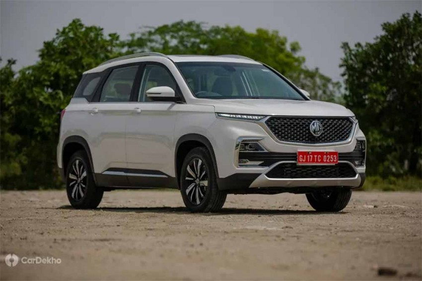 MG's Indian Journey Will Begin Tomorrow With The Launch Of Hector