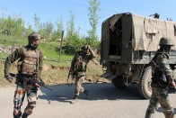 Militant Killed In Encounter With Security Forces In Kashmir's Budgam