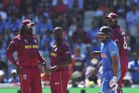 IND Vs WI, Cricket World Cup: After Falling Victim To Third Umpire's Blunder, Rohit Sharma Lets Picture Do The Talking