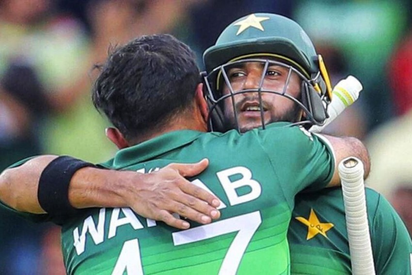 Pakistan Vs Afghanistan, ICC Cricket World Cup 2019, Highlights: Imad Wasim Scripts Last-Gasp Win, PAK Stay Alive
