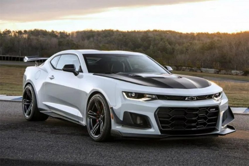 Are The Chevrolet Camaro's Days Numbered?