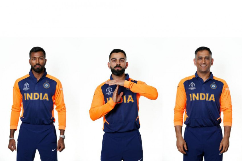 From Bleed Blue To 'Holy' Orange: Indian Cricket Team Stuns With World Cup New Colours
