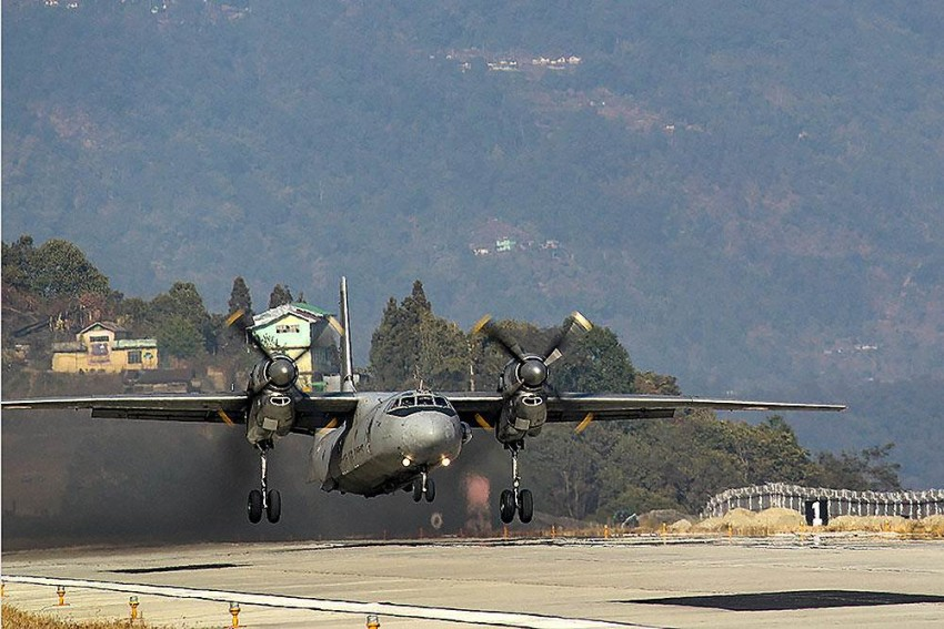 IAF AN-32 Aircraft With 13 People On Board Goes Missing; Search Operation Underway
