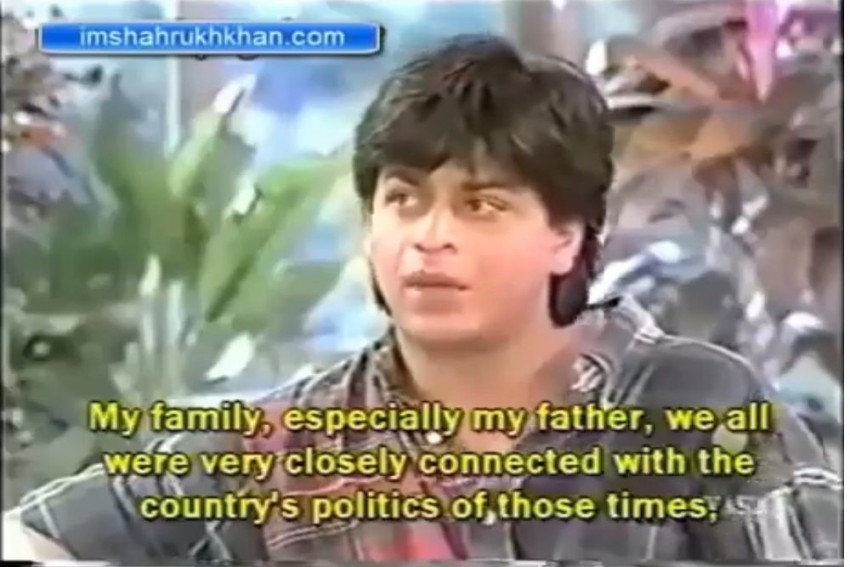 Why This Shah Rukh Khan Interview From 1997 Is So Relevant Even In 2019