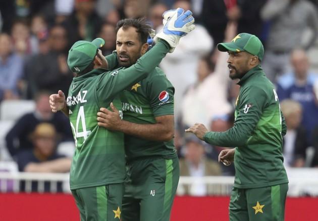 ICC Cricket World Cup 2019, England Vs Pakistan, Highlights