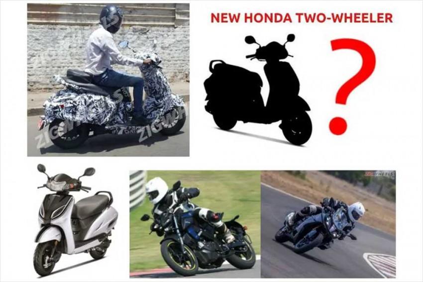 Top 5 Bike News Of The Week: New Honda Scooter, Bajaj Urbanite Chetak Spied Again, Honda Activa 5G, Shine Limited Editions & More