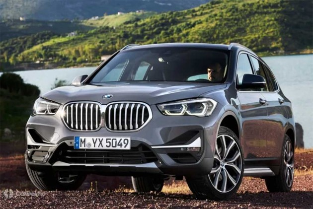 The Updated X1 Looks Sportier Than Before!