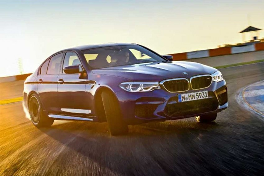 A Brief Look Back At The Various Generations Of The Supercar-Smoking BMW M5